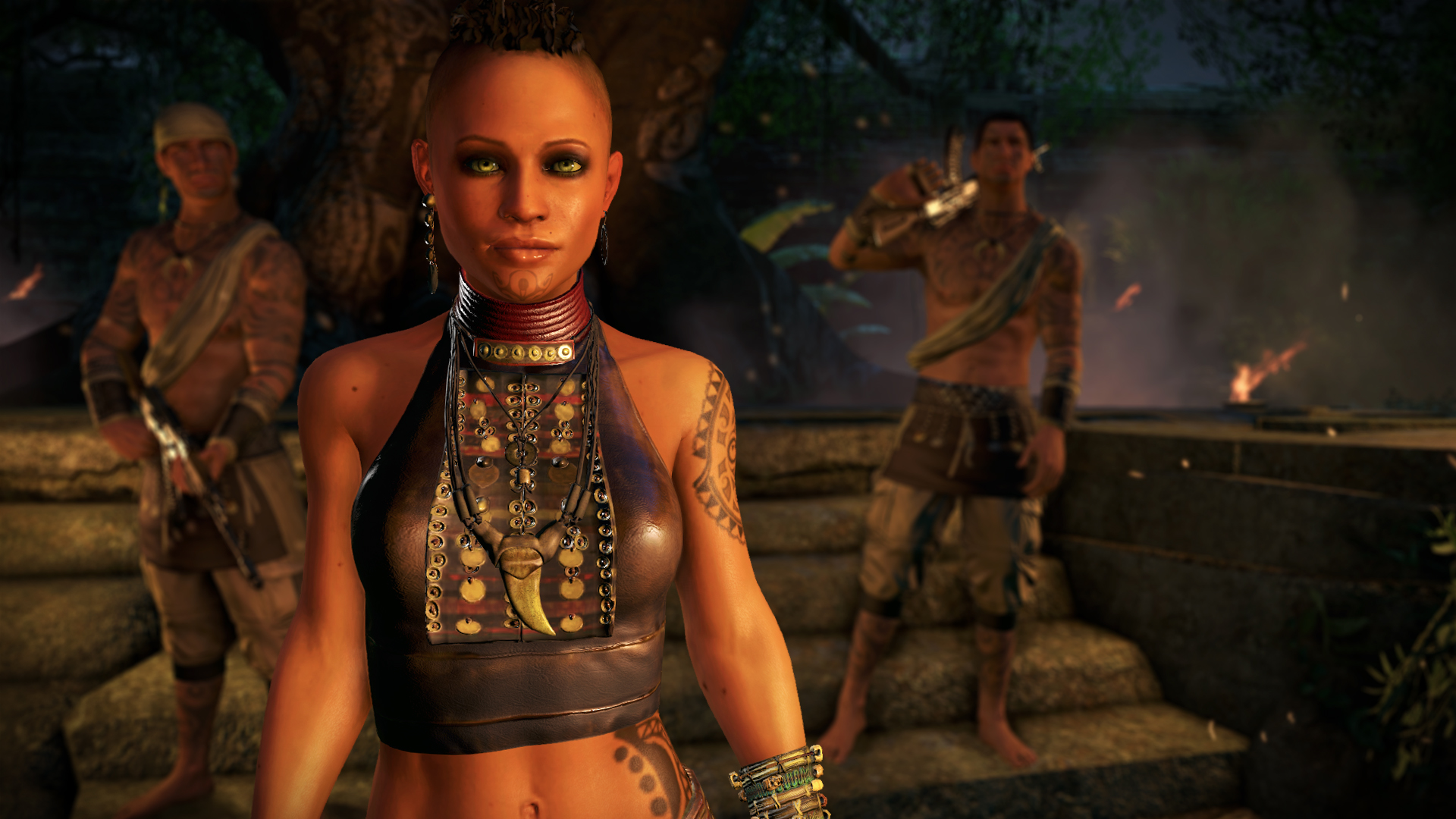 Far cry 3 patch nude exposed clip