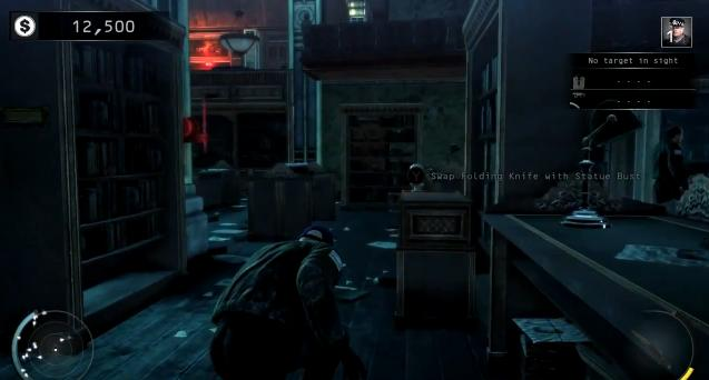 18 Minutes Of Hitman Absolution Contracts Gameplay Onpause