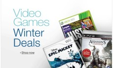 Amazon Winter Games Sale