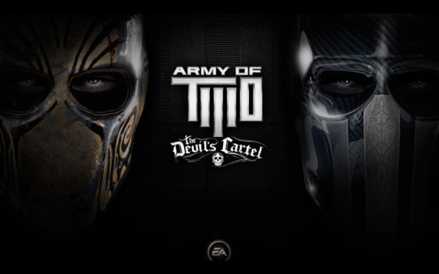 Army of TWO The Devil's Cartel Logo