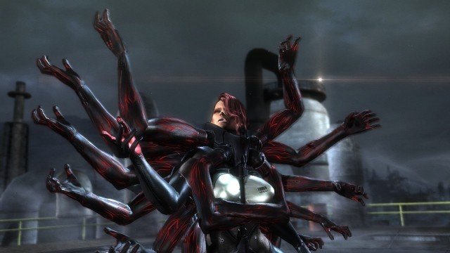 Metal Gear Rising Revengeance Boss 3