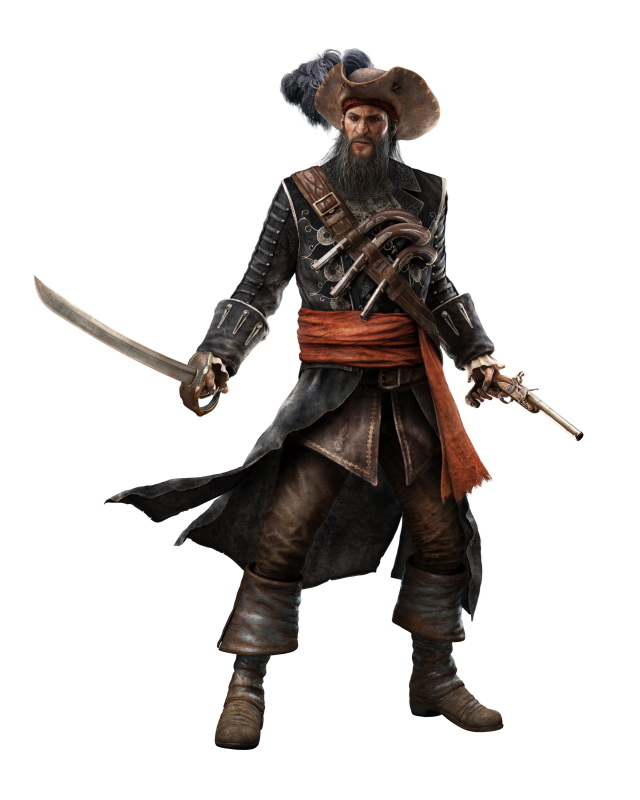 Assassin's Creed 4 Black Beard