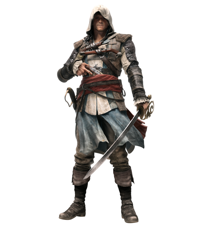 Assassin's Creed 4 Edward 1