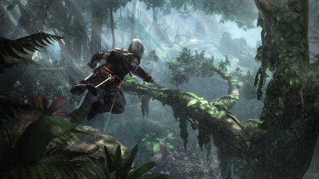 Assassin's Creed 4 Free Running