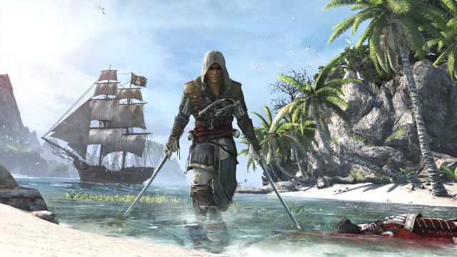 Assassin's Creed 4 Iconic Edward Pose