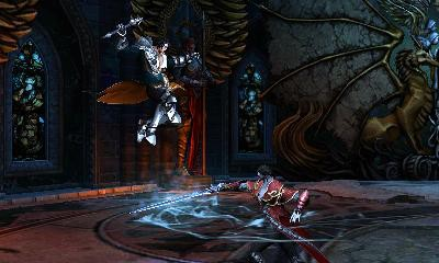 Castlevania Mirrors of Fate 2
