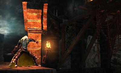 Castlevania Mirrors of Fate 3