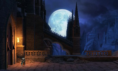 Castlevania Mirrors of Fate 5