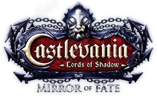 Castlevania Mirrors of Fate Logo