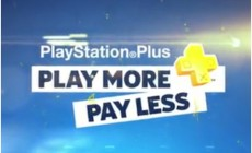 PlayStation Plus Play More For Less