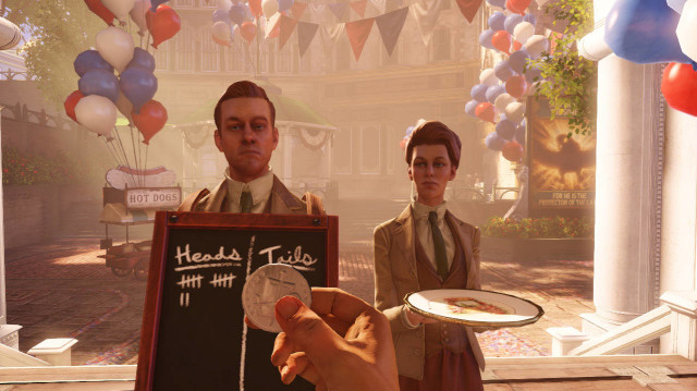 BioShock Infinite Luteces