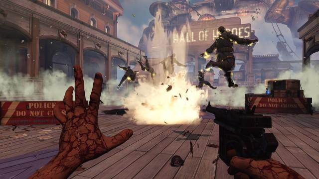 BioShock Infinite Vox
