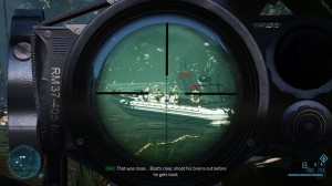 Sniper Ghost Warrior 2 Scope