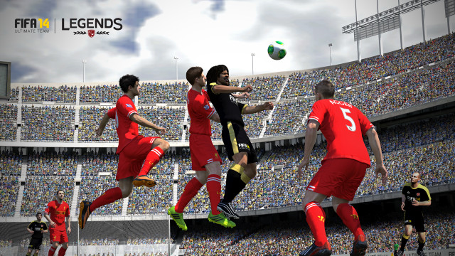 FIFA 14 Ultimate Team Legends Mode