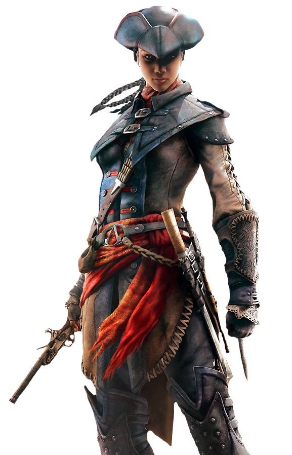 Aveline de Grandpré Assassin's Creed 3