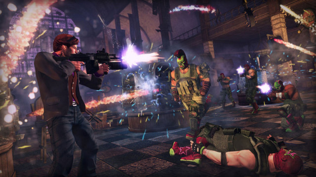 Saints Row IV President Games