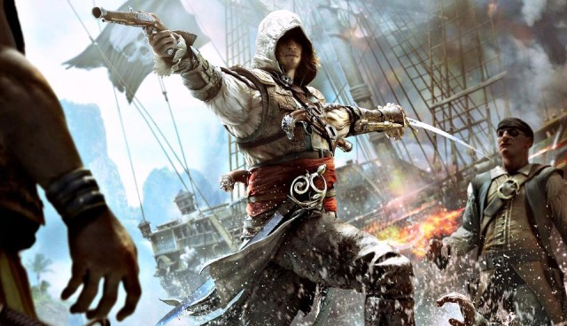 assassin's creed 4 black flag edward kenway