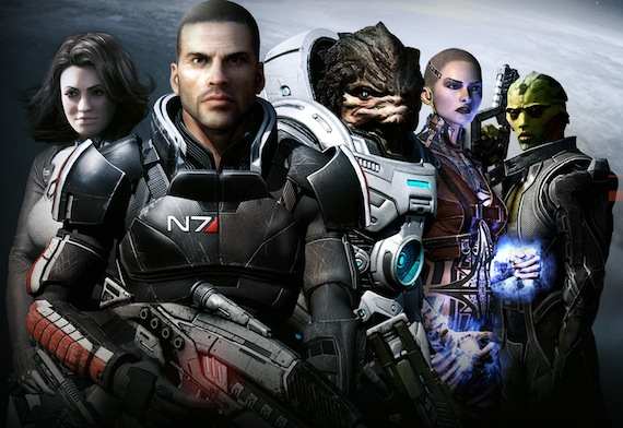 Mass Effect 2 Game of the Generation Top 10