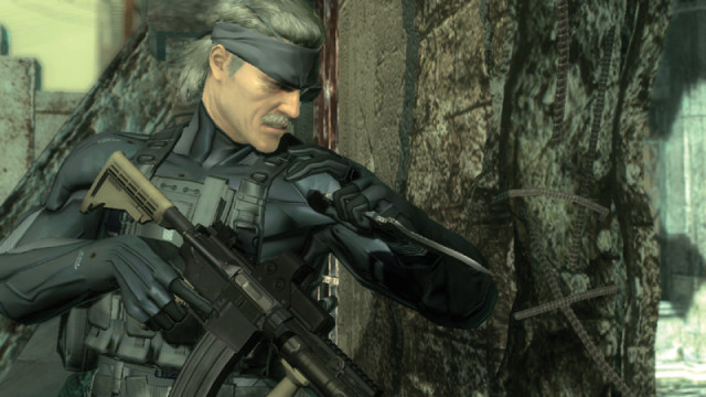 Metal Gear Solid 4 Guns of the Patriots Top 10