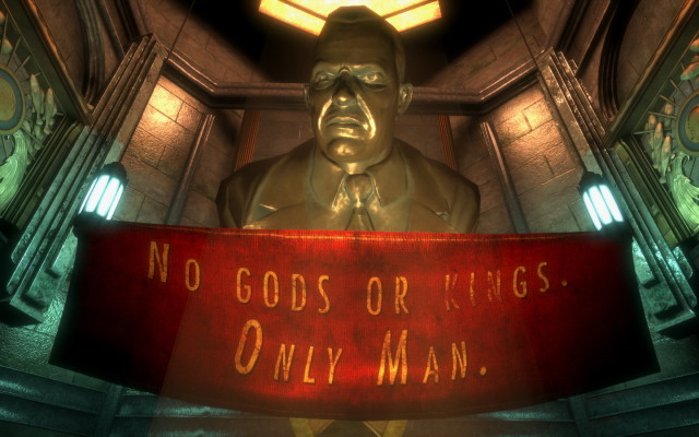 Rapture BioShock Top 10 Big Daddy
