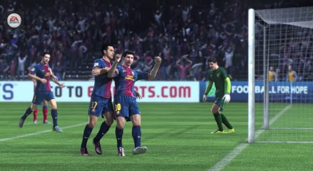 EA FIFA 14 Ignite Engine