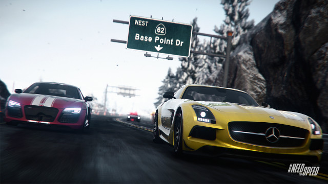Need for Speed Racers 2