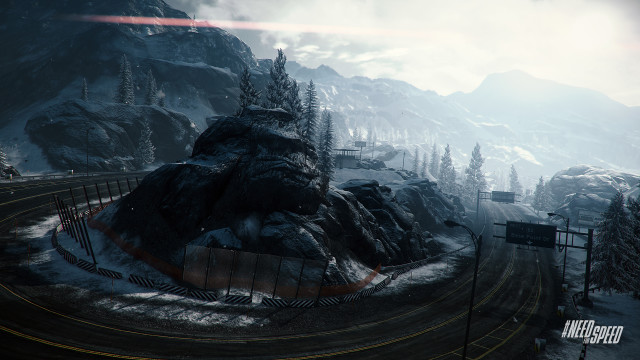 Need for Speed Rivals Mountain