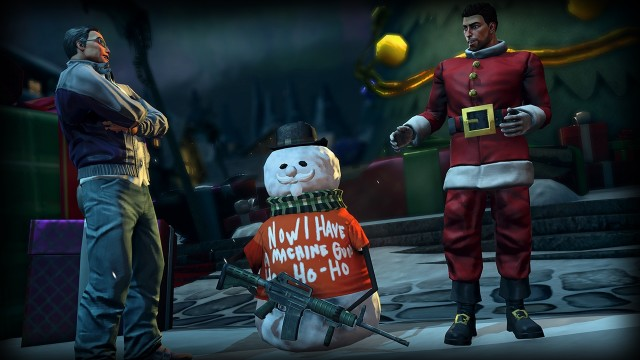 Saints Row IV How The Saints Saved Christmas