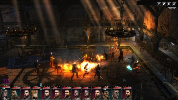 Blackguards Steam Early Access