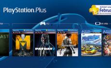 PS Plus February PS3 PS4 PS Vita