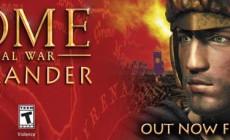 Rome Total War Alexander now on MAC