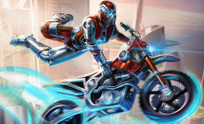Trials Fusion Tron Xbox PS4 PC
