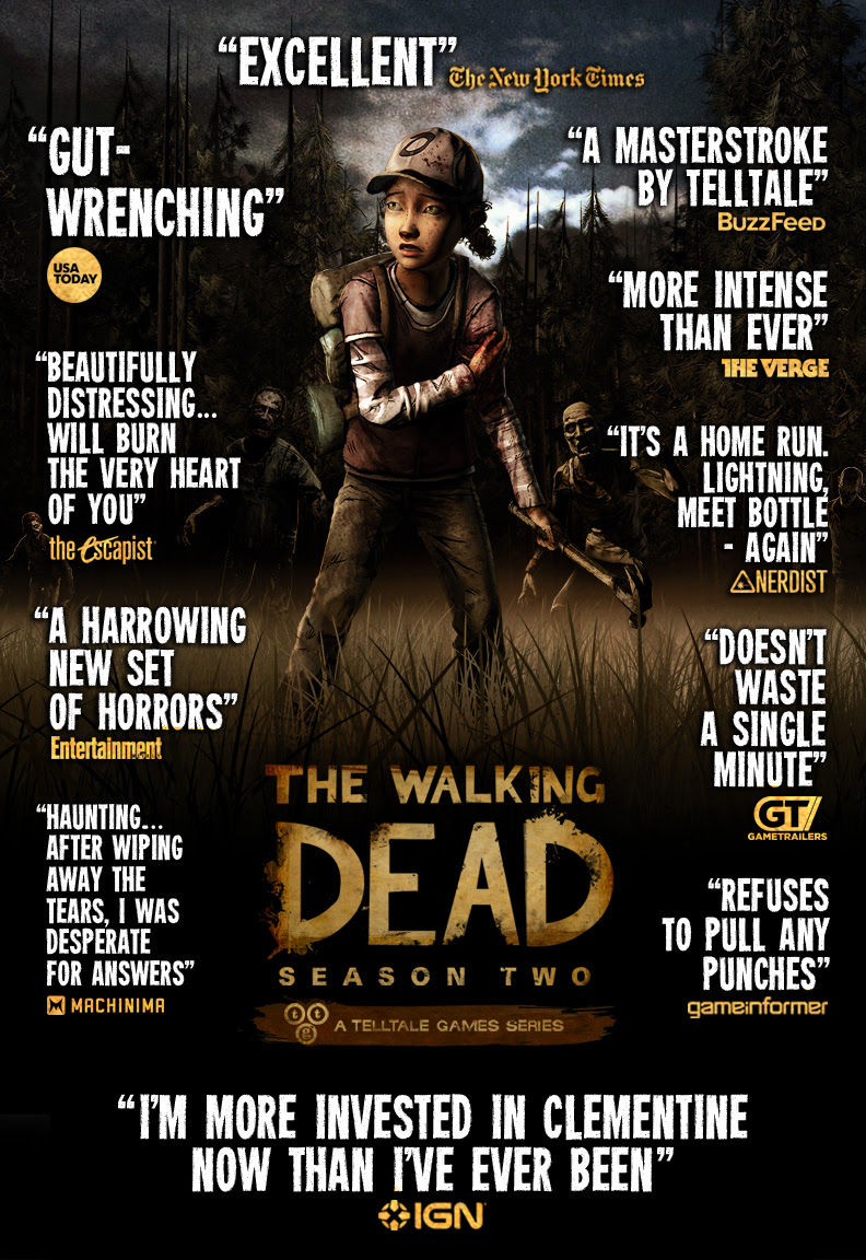 The Walking Dead Season 2 Acclaim Onpause
