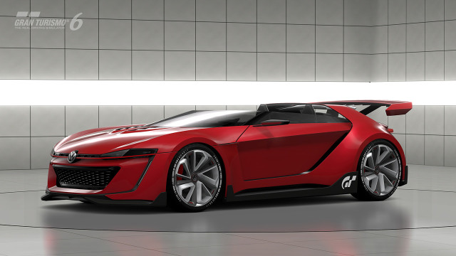GTI Roadster Concept GT6 3