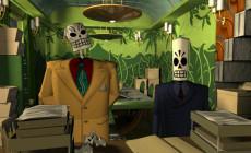 Grim Fandango PS4 PS Vita