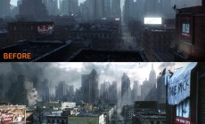 The Division Before and After New York City Comparison