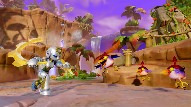 Skylanders Trap Team_Gearshift