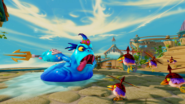 Skylanders Trap Team_Gulper Slide