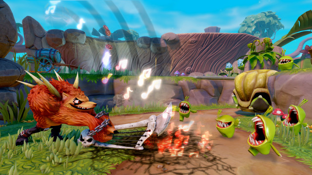 Skylanders Trap Team_Wolfgang Chompies