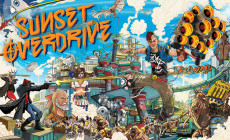 Waiting for Sunset Overdrive
