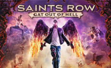 Saints Row PS4 Xbox One Gat Out of Hell