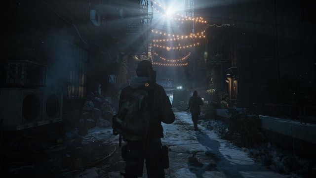 The Division Lights