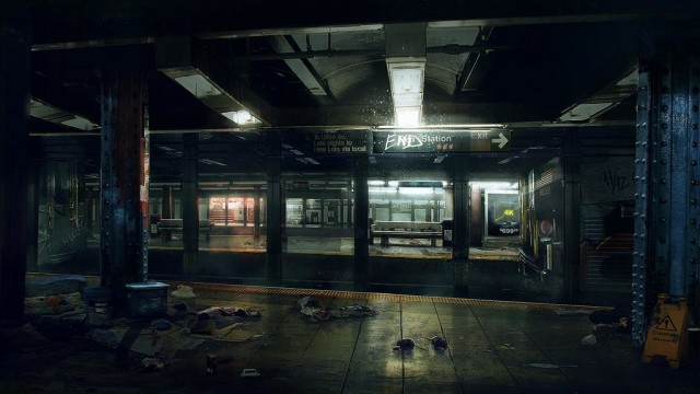 The Division Subway
