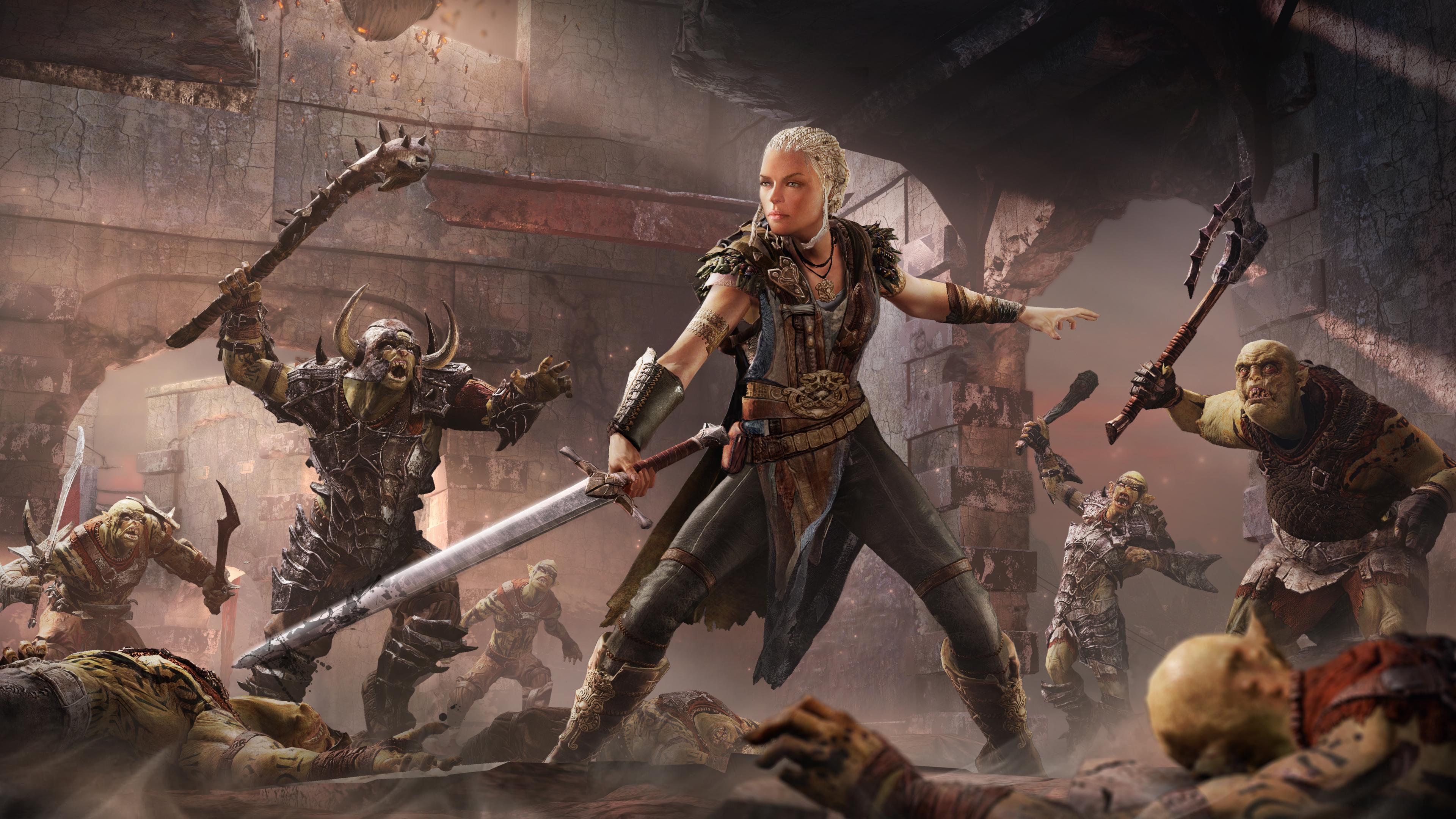 Shadowof Mordor_Lithariel Challenge Mode
