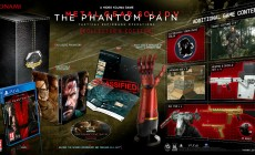 Metal Gear Solid V The Phantom Pain Release Date Special Edition Collectors Edition Xbox One PS4 Xbox 360 PS3 Steam PC