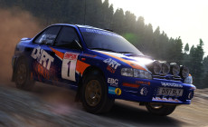 DiRT Rally Revealed Gameplay