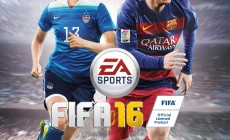 FIFA 16 Box Art Cover Women