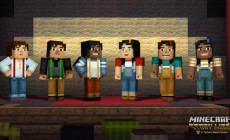Minecraft Story Mode Telltale Character Selection