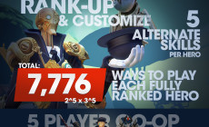 Battleborn Infographic