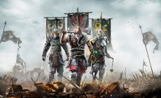 Ubisoft For Honor PS4 Xbox One Gameplay TGS 2015 PReview